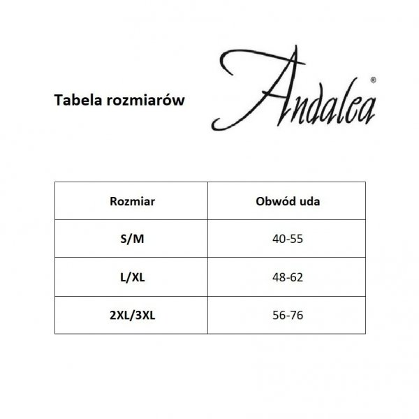 Andalea PW/001/002 Podvazek