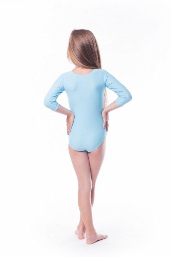 Shepa Gymnastický dres Body lycra (B8) rukáv 3/4