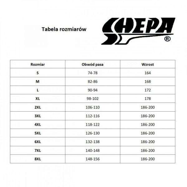 Shepa 408 Pánské plavky (B2D4/8)