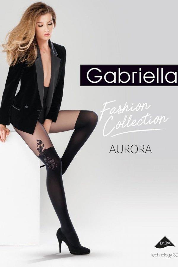 Gabriella Aurora code 370 Punčochové kalhoty