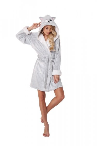 Aruelle Trixie Bathrobe Dámský župan XL grey