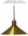 Żyrandol mosiężny JBT Stylowe Lampy WZMB/W28Z/DU(CBW340370)
