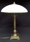 Lampka mosiężna JBT Stylowe Lampy WLMB/271PM/2