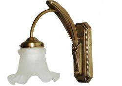 Kinkiet mosiężny JBT Stylowe Lampy WKMB/739K/1