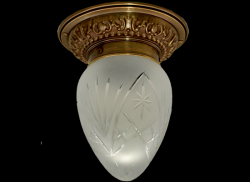 Plafon mosiężny JBT Stylowe Lampy WPMB/M/OR