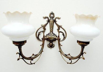 Kinkiet klasyczny JBT Stylowe Lampy WKZI/02K/2