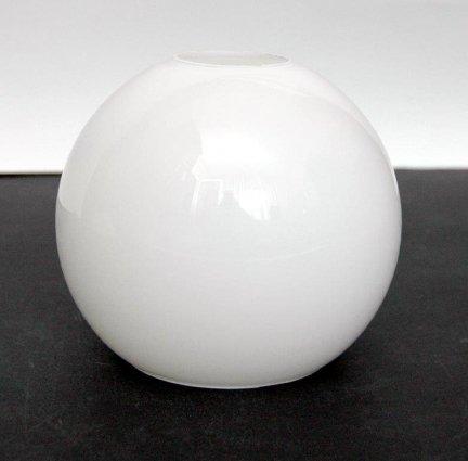 Klosz szklany kula otwarta 14,5cm E27