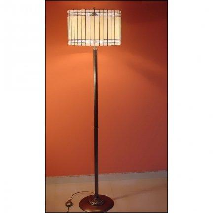 Lampa witrażowa podłogowa stojąca NUOVA