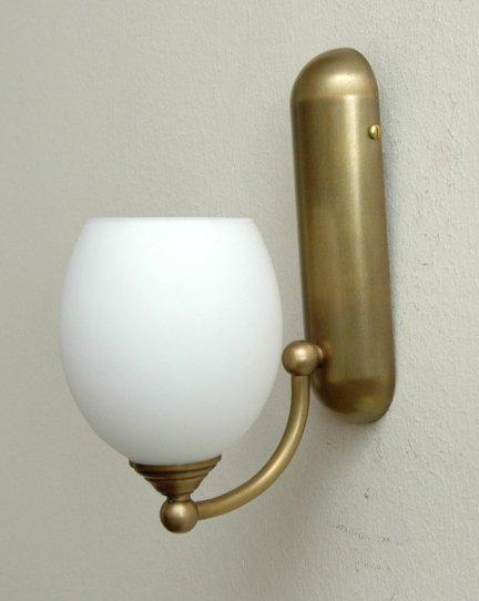 Kinkiet mosiężny JBT Stylowe Lampy