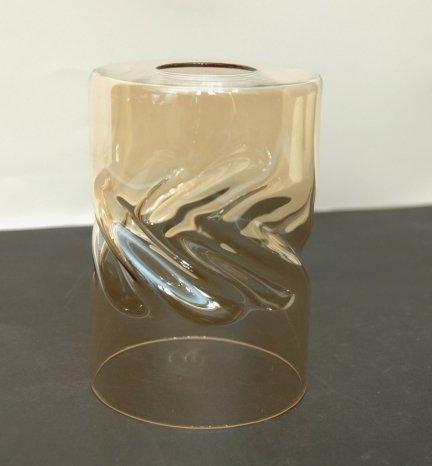 Klosz szklany walec lampa żyrandol  E27