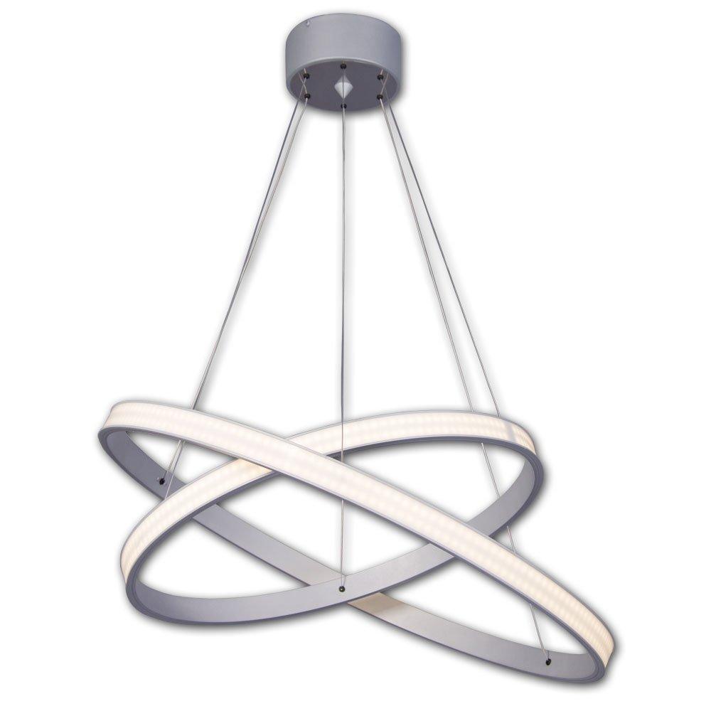 Lampa Sufitowa Led Largo 5300z żyrandole Zwisy Lampy Led