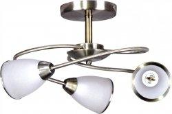 PLATO lampa sufitowa K-JSL-6059/3 AB KAJA