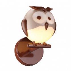 KINKIET OWL 1XG9 LED Milagro