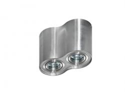 Lampa techniczna Bross 2 Aluminium AZzardo GM4200 ALU