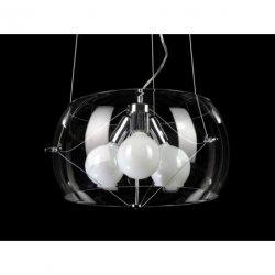 Lampa wisząca AZzardo Cosmo Clear 2901-3PA Clear
