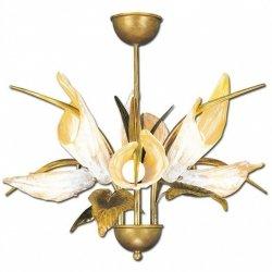 Lampa sufitowa KALLA Z-6 MAL.RECZ. 0720Z