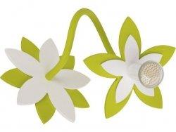 Kinkiet Nowodvorski FLOWERS GREEN I 6897
