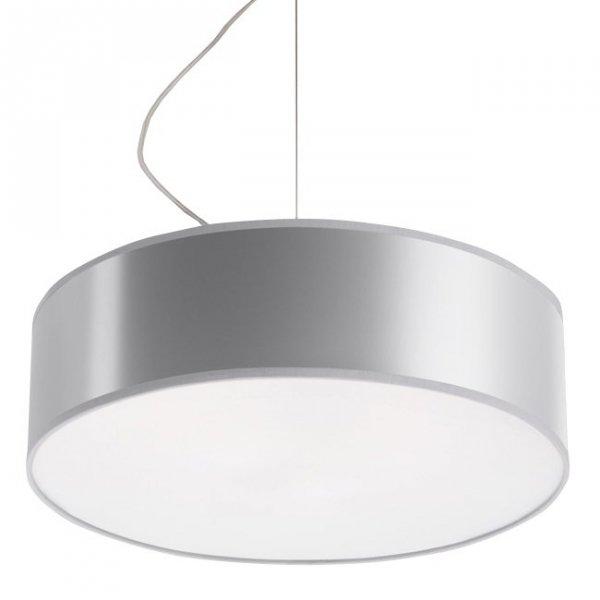 Lampa wisząca ARENA 35 szara SL.0116 Sollux