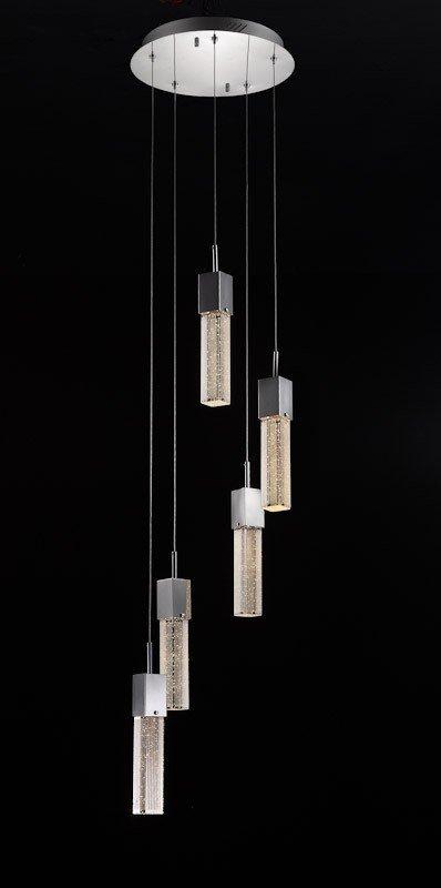 Lampa wisząca VIVID 9732/5P