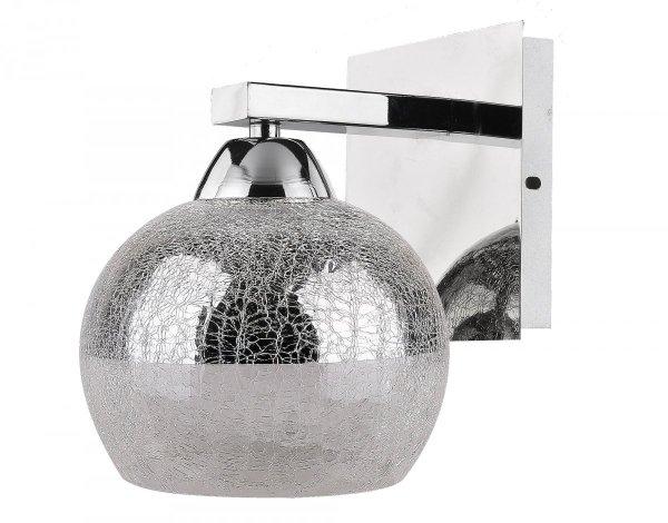 CROMINA LAMPA KINKIET 1X60W E27 CHROM 21-22240 Candellux