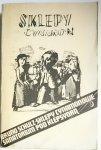 SKLEPY CYNAMONOWE SANATORIUM POD KLEPSYDRĄ 1985
