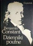 DZIENNIKI POUFNE - Benjamin Constant 1980