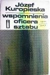 WSPOMNIENIA OFICERA SZTABU 1934-1939 - Kuropieska
