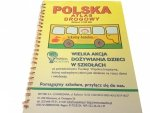 POLSKA ATLAS DROGOWY. SKALA 1 : 700 000