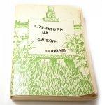 LITERATURA NA ŚWIECIE NR 10 (135) PAŹDZIERNIK 1982