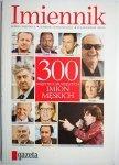 IMIENNIK. 300 IMION MĘSKICH - Teresa Walczak 2008