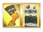EGYPT. QUEEN NEFERTITI. THE MAYOR SENEFER