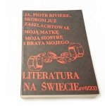 LITERATURA NA ŚWIECIE NR 6 (203) CZERWIEC 1988
