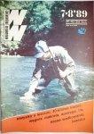 WIADOMOŚCI WĘDKARSKIE 7-8-1989
