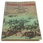 POWSTANIE LISTOPADOWE 1830-1831 - Zajewski 1980