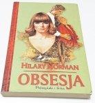 OBSESJA - Hilary Norman 1999