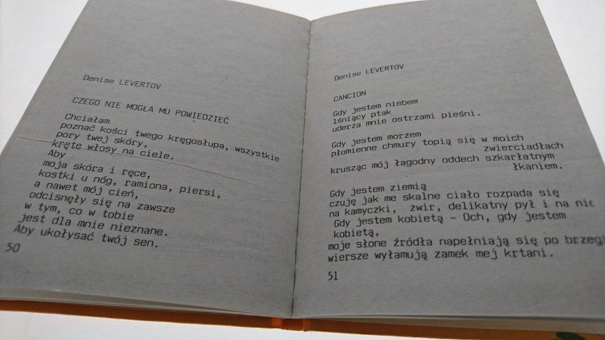 Wiersze Miłosne Poetów Amerykańskich 1990
