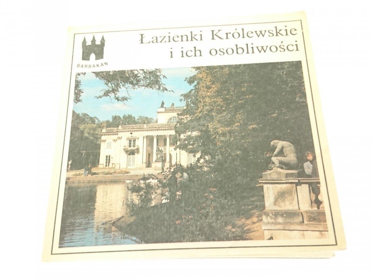 łazienki Królewskie I Ich Osobliwości Tatarkiewicz Sztuka