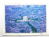 PARIS, LA NUIT. ARC DE TRIOMPHE