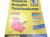 POLSKIE KSIĄŻKI TELEFONICZNE 2001/2002
