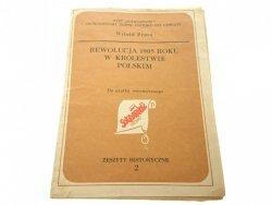 REWOLUCJA 1905 ROKU W KRÓLESTWIE POLSKIM