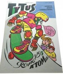 TYTUS ROMEK I ATOMEK KSIĘGA XX 2009