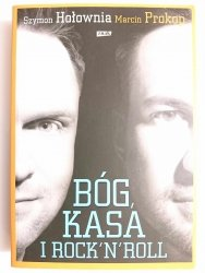 BÓG, KASA I ROCK'N'ROLL - Szymon Hołownia, Marcin Prokop 2011