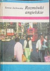 ROZMÓWKI ANGIELSKIE - Teresa Jackowska 1985
