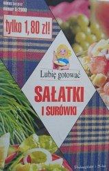 LUBIĘ GOTOWAĆ NR 5/2000 SAŁATKI I SURÓWKI