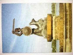 WARSZAWA. POMNIK SYRENY FOT. P. KRASSOWSKI