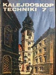 KALEJDOSKOP TECHNIKI NR 7 (362) 1987