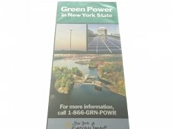 GREEN POWER IN NEW YORK STATE