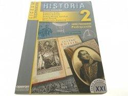 HISTORIA 2 PODRĘCZNIK ROZSZERZONY - Burda (2003)