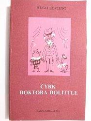 CYRK DOKTORA DOLITTLE - Hugh Lofting 1986