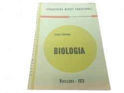 BIOLOGIA - Zuzanna Stromenger 1973